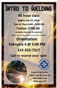 Welding 2-23-2016