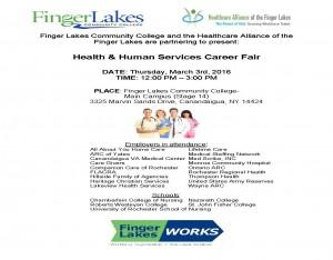 Healthcare Job Fair 2016