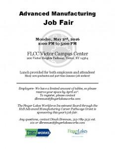2016 Job Fair Spring Job Fair_FLCC